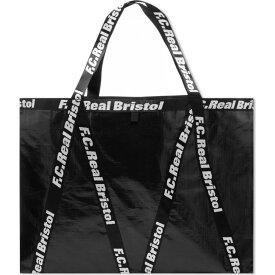 エフシーレアルブリストル F.C. Real Bristol メンズ トートバッグ バッグ【Ground Sheet Tote Bag】Black