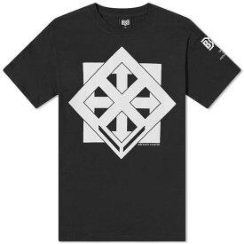 バウンティーハンター Bounty Hunter メンズ Tシャツ ロゴTシャツ トップス【box logo tee】Black