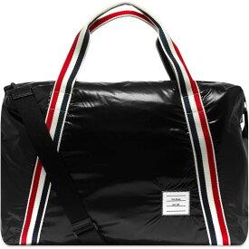 トム ブラウン Thom Browne メンズ バッグ 【Ripstop Weekend Bag】Black
