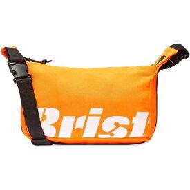 エフシーレアルブリストル F.C. Real Bristol メンズ ショルダーバッグ バッグ【2Way Small Shoulder Bag】Orange