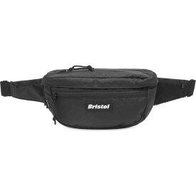 エフシーレアルブリストル F.C. Real Bristol メンズ ボディバッグ・ウエストポーチ バッグ【New Era Explorer Waist Bag】Black