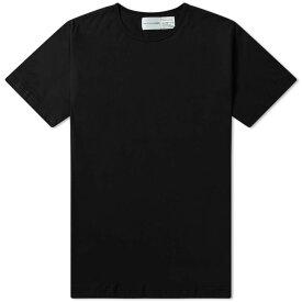 コム デ ギャルソン Comme des Garcons SHIRT メンズ Tシャツ トップス【x sunspel crew tee】Black