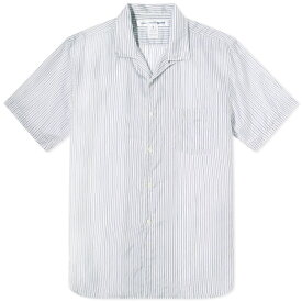 コム デ ギャルソン Comme des Garcons SHIRT メンズ 半袖シャツ トップス【stripe vacation shirt】Stripe