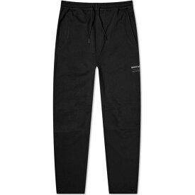 マハリシ Maharishi メンズ ジョガーパンツ ボトムス・パンツ【Classic MILTYPE Jogger】Black