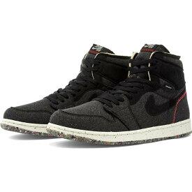 ナイキ ジョーダン Nike Jordan メンズ スニーカー シューズ・靴【Air Jordan 1 High Zoom】Black/Flash Crimson/Grey