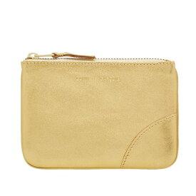 コムデギャルソン Comme des Garcons Wallet メンズ 財布 【comme des garcons sa8100g wallet】Gold