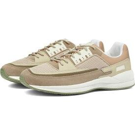 アーペーセー A.P.C. メンズ スニーカー シューズ・靴【herbert sneaker】Beige