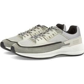 アーペーセー A.P.C. メンズ スニーカー シューズ・靴【herbert sneaker】Grey