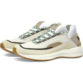 アーペーセー A.P.C. メンズ スニーカー シューズ・靴【run around sneaker】Bordeaux