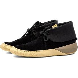 ビズビム Visvim メンズ スニーカー シューズ・靴【flynt ii-folk】Black
