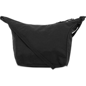 ホーボー hobo メンズ ショルダーバッグ バッグ【HOBO Nylon Tussah Shoulder Pouch】Black