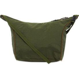 ホーボー hobo メンズ ショルダーバッグ バッグ【HOBO Nylon Tussah Shoulder Pouch】Olive