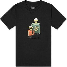ブロンズ 56K Bronze 56k メンズ Tシャツ トップス【fragrance tee】Black