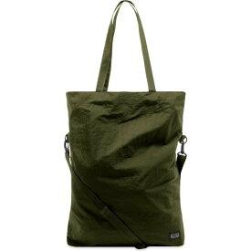 ホーボー hobo メンズ トートバッグ バッグ【HOBO Nylon Tussah Tote Bag】Olive