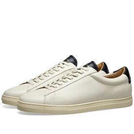 ゼスパ Zespa メンズ シューズ・靴 スニーカー【ZSP4 APLA Sneaker】Navy/Off White
