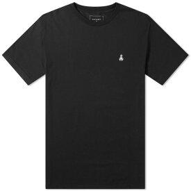 ソフネット SOPHNET. メンズ Tシャツ ロゴTシャツ トップス【authentic logo scorpion tee】Black