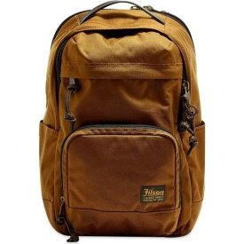 フィルソン Filson メンズ バックパック・リュック バッグ【Dryden Backpack】Whiskey