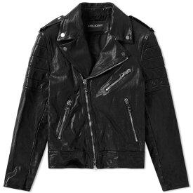 ニール バレット Neil Barrett メンズ ジャケット ライダース アウター【skinny fit biker jacket】Black