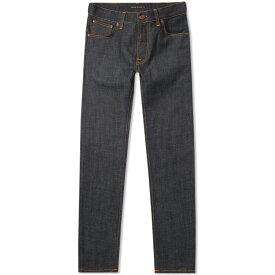 ヌーディージーンズ Nudie Jeans Co メンズ ジーンズ・デニム ボトムス・パンツ【nudie thin finn jean】Dry Twill