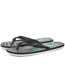 ネイバーフッド Neighborhood メンズ シューズ・靴 サンダル【3 Point Sandal】Black