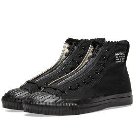 ネイバーフッド Neighborhood メンズ シューズ・靴 スニーカー【G.R Hi Sneaker】Black