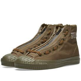 ネイバーフッド Neighborhood メンズ シューズ・靴 スニーカー【G.R Hi Sneaker】Olive Drab