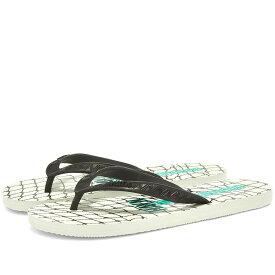 ネイバーフッド Neighborhood メンズ シューズ・靴 サンダル【3 Point Sandal】White