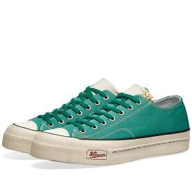 ビズビム Visvim メンズ シューズ・靴 スニーカー【Skagway Lo】Green