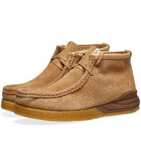 ビズビム Visvim メンズ シューズ・靴 ブーツ【Beuys Trekker Folk】Beige
