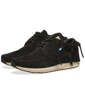 ビズビム Visvim メンズ シューズ・靴 スニーカー【FBT JP】Black