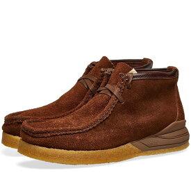 ビズビム Visvim メンズ シューズ・靴 スニーカー【Beuys Trekker Folk】Dark Brown