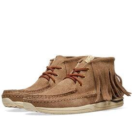 ビズビム Visvim メンズ シューズ・靴 スニーカー【Voyageur Moc Shaman Folk】Sand