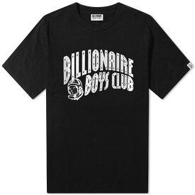 ビリオネアボーイズクラブ Billionaire Boys Club メンズ Tシャツ トップス【foil anniversary graphic tee】Black