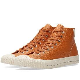 ビズビム Visvim メンズ シューズ・靴 スニーカー【Hollis Hi】Orange