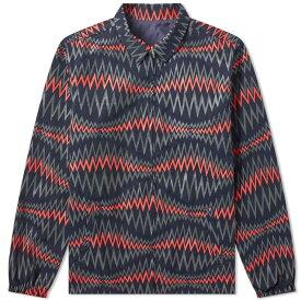 ビリオネアボーイズクラブ Billionaire Boys Club メンズ ジャケット コーチジャケット アウター【reversible coach jacket】Navy