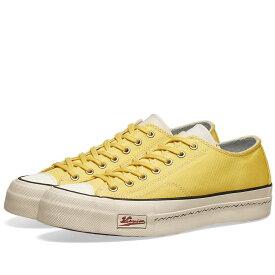 ビズビム Visvim メンズ シューズ・靴 スニーカー【Skagway Lo】Yellow