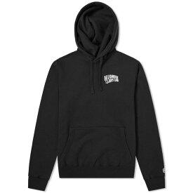 ビリオネアボーイズクラブ Billionaire Boys Club メンズ パーカー トップス【small arch logo hoody】Black