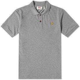 フェールラーベン Fjallraven メンズ ポロシャツ トップス【ovik polo shirt】Grey