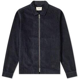 フォーク Folk メンズ ジャケット アウター【signal corduroy jacket】Charcoal