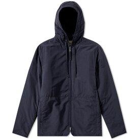 フォーク Folk メンズ ジャケット アウター【wadded hooded jacket】Deep Navy