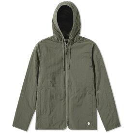 フォーク Folk メンズ ジャケット アウター【wadded hooded jacket】Sage Green