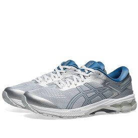 アシックス Asics メンズ スニーカー シューズ・靴【izumo gel kayano 26】Piedmont Grey/Silver