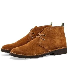 ラルフ ローレン Polo Ralph Lauren メンズ シューズ・靴 ブーツ【Talan Suede Chukka Boot】Tan