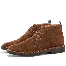 ラルフ ローレン Polo Ralph Lauren メンズ シューズ・靴 ブーツ【Talan Suede Chukka Boot】Brown