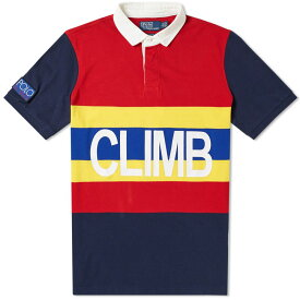 ラルフ ローレン Polo Ralph Lauren メンズ ポロシャツ トップス【hi-tech climb pique polo】Polo Sport Red Multi