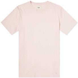 フォーク Folk メンズ Tシャツ トップス【classic tee】Pink
