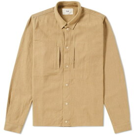 フォーク Folk メンズ ジャケット アウター【agnes jacket】Sand