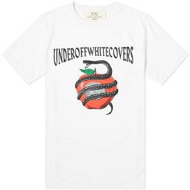 オフホワイト Off-White メンズ Tシャツ トップス【x undercover apple tee】White Multi