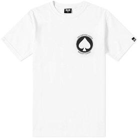 バウンティーハンター Bounty Hunter メンズ Tシャツ トップス【spade tee】White