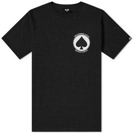 バウンティーハンター Bounty Hunter メンズ Tシャツ トップス【spade tee】Black